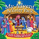 img - for My Advent Activity Pack book / textbook / text book