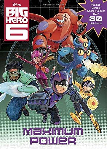 Maximum Power! (Disney Big Hero 6)
