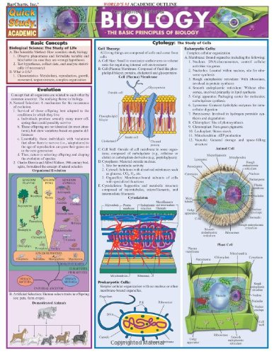 Biology (Quickstudy: Academic)
