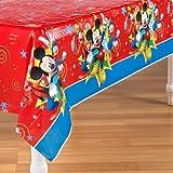 Hallmark - Disney Mickey Fun and Friends Plastic Tablecover