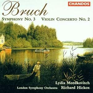 Symphonie N 3;Concerto Pour Violon N 2