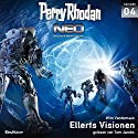 Ellerts Visionen (Perry Rhodan NEO 4) Audiobook by Wim Vandemaan Narrated by Tom Jacobs