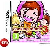 Cooking Mama 3 (Nintendo DS) [Edizione: Regno Unito]
