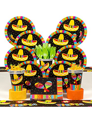 Fiesta Fun Deluxe Kit (Serves 8)