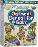 Healthy Times Whole Grain Baby Cereal - Oatmeal - 6 oz