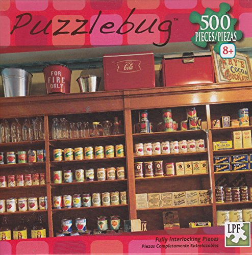 Puzzlebug 500 ~ The General Store - 1