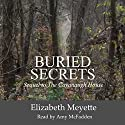 Buried Secrets Audiobook by Elizabeth Meyette Narrated by Amy McFadden