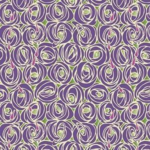 Gift Wrap: Mackintosh Roses