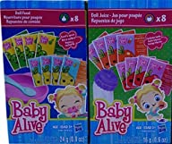 Baby Alive Doll Food & Juice Accessor…