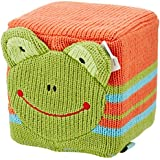 """Frog K'NIT 4"""" Rattle Block by Rich Frog"""