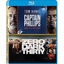 Captain Phillips / Zero Dark Thirty - Set [Blu-ray]