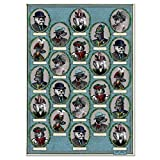 Aristocratic Dogs Wrapping Paper