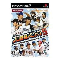 プロ野球スピリッツ5(PS2)