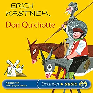 Don Quichotte Hörbuch