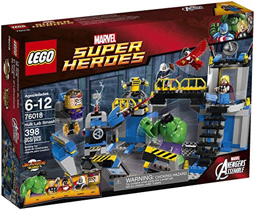 LEGO-Superheroes-76018-Hulk-Lab-Smash