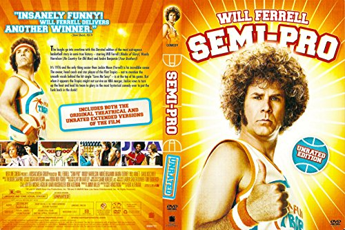 Semi-Pro [Unrated Edition] - 1 Disc DVD