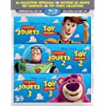 Histoire de Jouets 3D Trilogie / Toy Story 3D Trilogy (Bilingue) [3D Blu-ray]