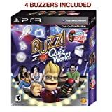 Buzz! Quiz World Bundle ~ Sony Computer...