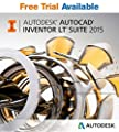 AutoCAD 2015 Inventor LT Suite with Basic Support