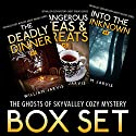 The Ghosts of Sky Valley Cozy Mystery Box Set: Sky Valley Cozy Mystery Ghost Trilogy Series Audiobook by William Jarvis Narrated by Tristan Wright