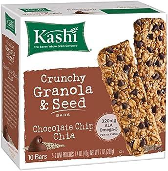 10 Count Kashi Crunchy Chia Bar