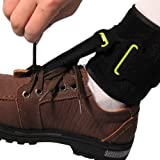 Ankle Joint Foot Drop Orthosis, Adjustable Foot-UP Ankle Brace Day Time Pain Relief Plantar Fasciitis,Splint Orthotics Strap Ankle Sprain Achilles Tendinitis Ankle Supports HYB216