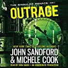 Outrage: The Singular Menace, Book 2 Audiobook by John Sandford, Michele Cook Narrated by Tara Sands
