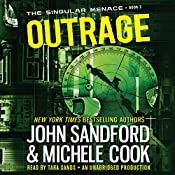 Outrage: The Singular Menace, Book 2 | John Sandford, Michele Cook