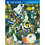 Persona 4 IV: The Golden P4G PlayStation Vita PS Vita PSVita Game (Chinese Language) [Asia Pacific Edition]