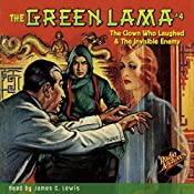 The Green Lama #4: The Clown Who Laughed & The Invisible Enemy | Richard Foster