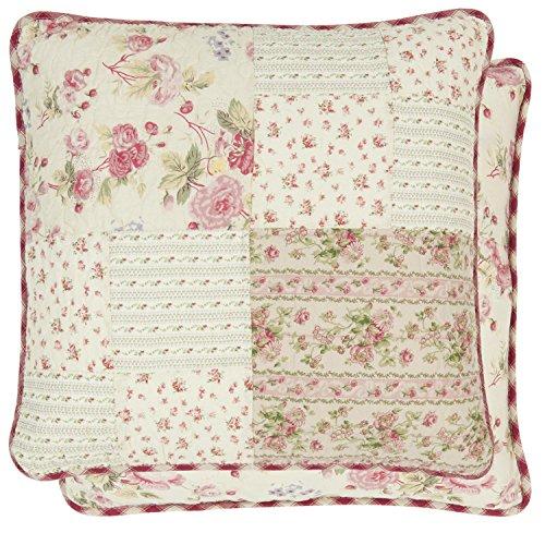 Clayre & Eef Q148.030 - Federa cuscino, 50 x 50 cm circa