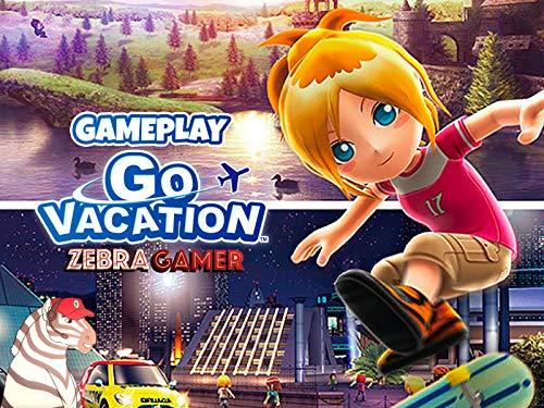 Clip: Go Vacation Gameplay - Zebra Gamer - Season 1