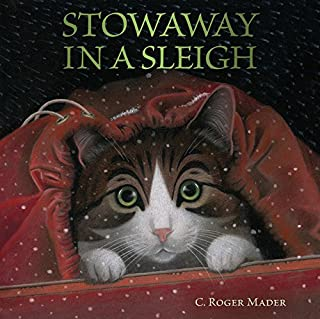 Book Cover: Stowaway in a Sleigh