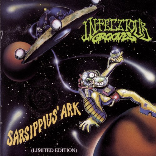 Infectious Grooves - Sarsippiu Ark - Zortam Music