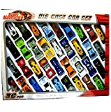 Die Cast F1 Racing Cars Vehicle Play Set of 36 Toy Car Childrens Model Diecast Metal