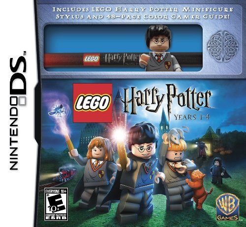 LEGO Harry Potter: Years 1-4 Holiday - Nintendo DS (Lego Harry Potter Weasley House compare prices)