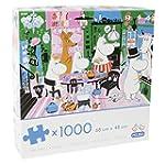 Mumins - Puzzle -Die Muminhausk�che-...