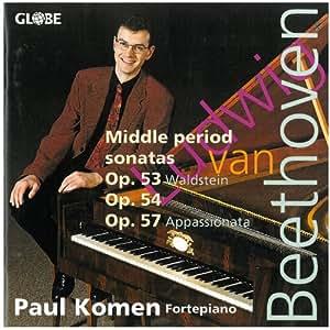 Sonatas Piano Vol 2: Middle