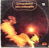 JOHN MCLAUGHLIN EXTRAPOLATION vinyl record