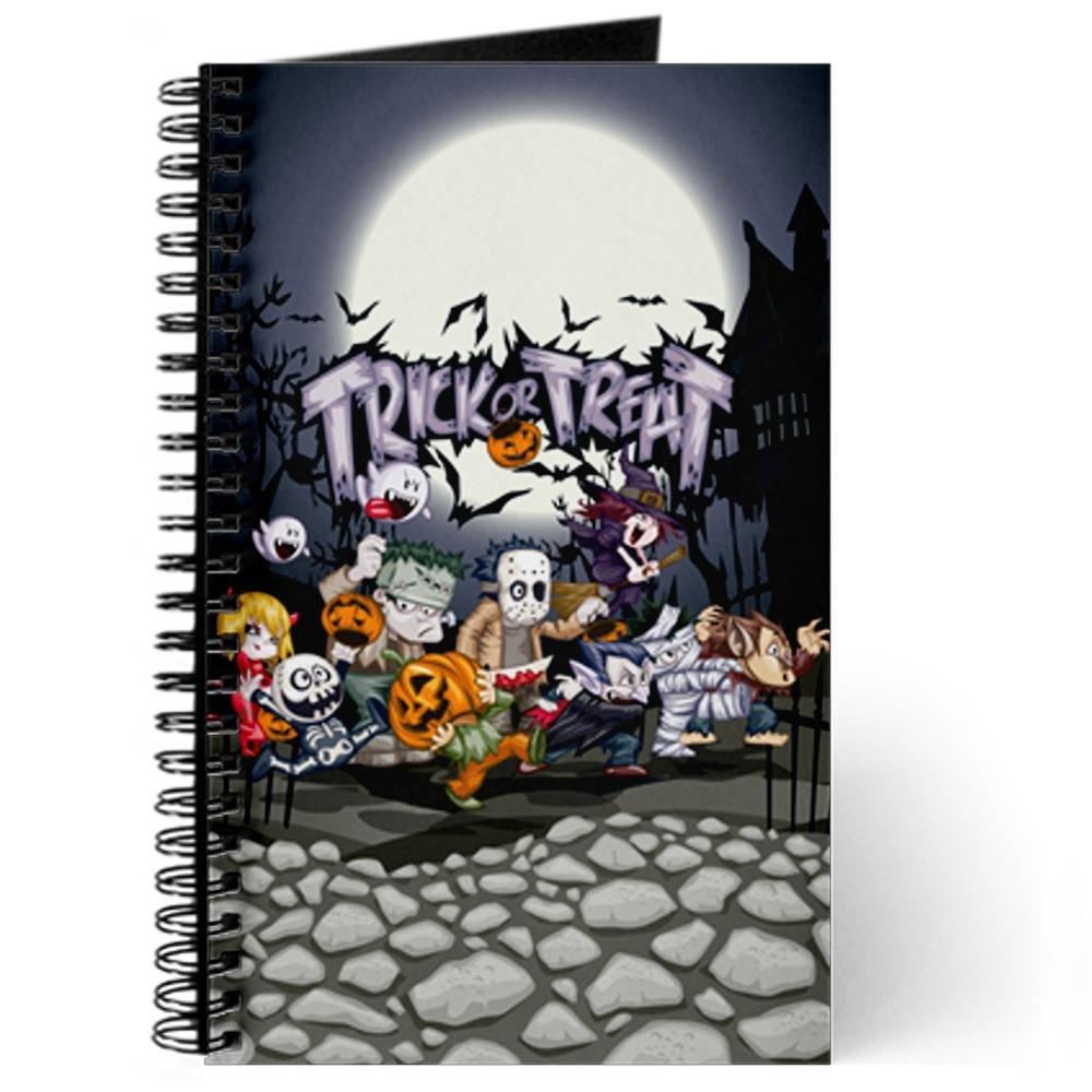 Halloween Notebooks