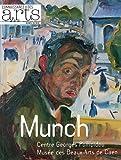 echange, troc Pascale Bertrand, Collectif - Connaissance des Arts, Hors-série : Munch : Centre Georges Pompidou, Musée des Beaux-Arts de Caen