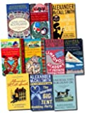 Alexander McCall Smith Collection 10 Books Set (The No 1 Ladies' Detective Ag...
