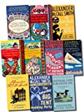 Alexander McCall Smith Alexander McCall Smith Collection 10 Books Set (The No 1 Ladies' Detective Agency & 44 Scotland Street series) Limpopo Academy Of Private Detection, Love Over Scotland, Importance of Being Seven, The Cleverness Of Ladies, Conspirac