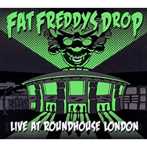 Fat Freddy's Drop Live at Roundhouse cover