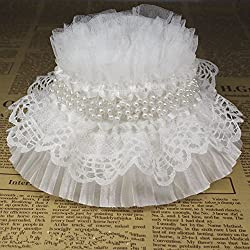 New 5 M / lot Multicolor 8cm elastic lace fabric clothes lace trim white plait double fold skirt edge wedding dress DIY accessories White beading