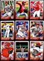 Cincinnati Reds 2015 Topps MLB Baseball Regular Issue Complete Mint 23 Card Team Set with Joey Votto, Jay Bruce Plus