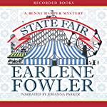 State Fair: A Benni Harper Mystery (       UNABRIDGED) by Earlene Fowler Narrated by Johanna Parker