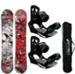 AIRTRACKS SNOWBOARD SET - BOARD DEMON...