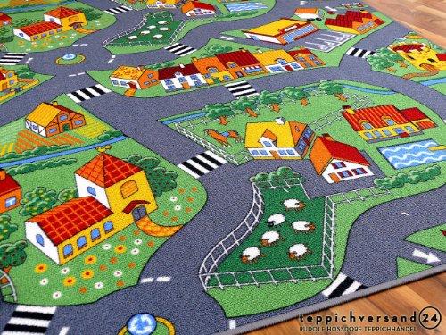 Teppichboden kinderzimmer grun
