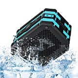 Mpow 5 W Armor Portable Bluetooth Speaker with Emergency Power Surpply for Apple and Android Devices